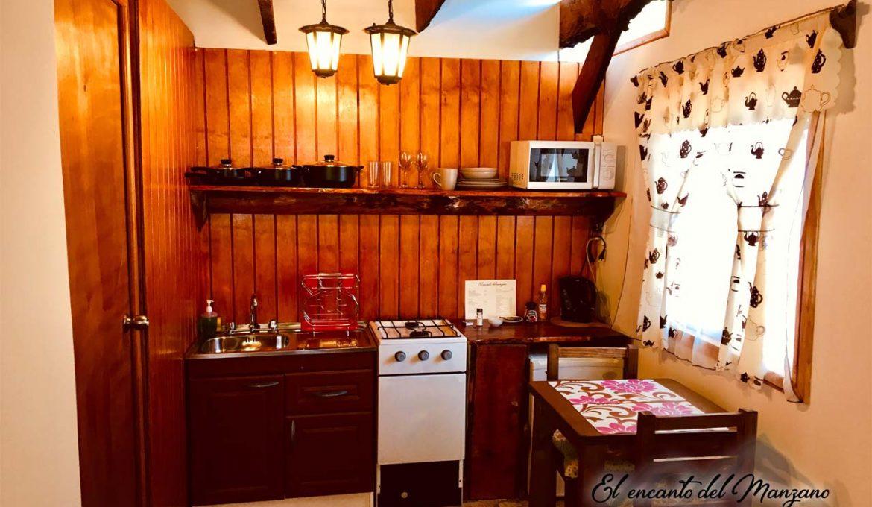 Cabaña Encanto (Hottub privada)